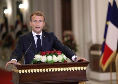 अल्जीरिया ने मैक्रों की विवादास्पद टिप्पणी पर फ्रांस से अपने दूत को वापस बुलाया