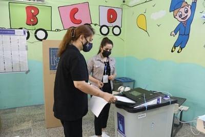 इराक के चुनाव आयोग ने संसदीय चुनावों के पूर्ण परिणामों की घोषणा की