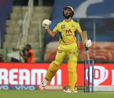 गायकवाड़ के 20 ओवर तक बल्लेबाजी करने की इच्छा ने मुझे भरोसा दिया : धोनी