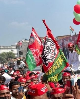 यूपी में कांग्रेस को अहम चुनौती के तौर पर पेश कर रही बीजेपी : सपा