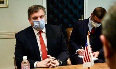 पाकिस्तान में नए अमेरिकी राजदूत बनाए जाएंगे मध्य पूर्व मामलों से जुड़े विशेषज्ञ डोनाल्ड ब्लोम