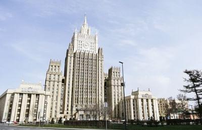 रूस में अमेरिकी राजनयिकों पर चोरी का संदेह : विदेश मंत्रालय