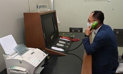 उत्तर कोरिया ने सभी अंतर-कोरियाई संचार लाइनों को बहाल करने का फैसला किया