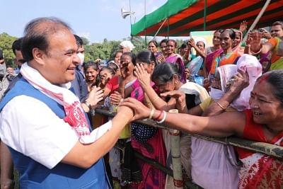 चुनाव आयोग ने असम के मुख्यमंत्री को चुनाव आचार संहिता के उल्लंघन पर चेताया