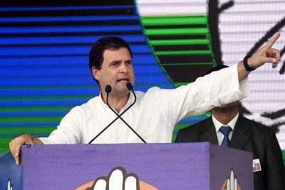 गुजरात : तीन दिवसीय कांग्रेस चिंतन शिविर में राहुल आमंत्रित