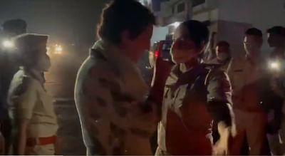 लखीमपुर खीरी हिंसा : प्रियंका हिरासत में, विपक्षी नेता नजरबंद, मृतकों की संख्या 8 हुई