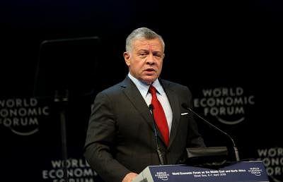 जॉर्डन के राजा : प्रगति को बाधित करने के लिए जॉर्डन के खिलाफ चलाया जा रहा है अभियान