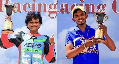 बेंगलुरु के राइडर मोहम्मद रफीक के लिए डबल, बालिका वर्ग में सौंदरी अव्वल