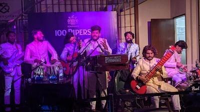 स्वराग के आसिफ खान ने दिल्ली में लाइव शो को लेकर अनुभव साझा किया