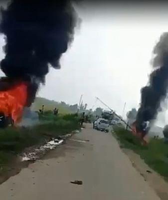 लखीमपुर खीरी हिंसा: किसान के परिवार ने शव का अंतिम संस्कार करने से किया इनकार