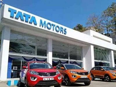 टाटा समूह के शेयरों, सूचकांकों में टाटा मोटर्स के अधिकार बढ़े