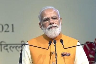 गतिशक्ति योजना के साथ अगले 25 वर्षों के लिए रखी जा रही भारत की नींव : पीएम मोदी