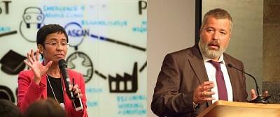 दलाई लामा ने नोबेल शांति पुरस्कार विजेताओं को बधाई दी