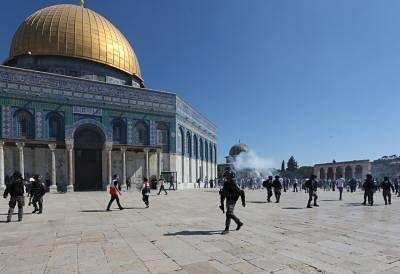 अल-अक्सा मस्जिद में प्रार्थना करने के लिए यहूदियों को अधिकार देने पर इजराइली अदालत के फैसले की निंदा