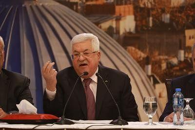 फिलिस्तीनी राष्ट्रपति ने एनजीओ के काम में इजरायल के हस्तक्षेप की निंदा की