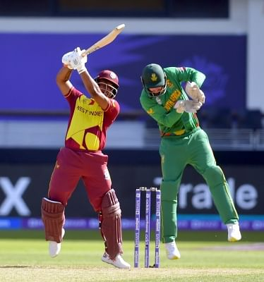t20-world-cup-west-indies-set-a-target-of-144-runs-for-south-africa-thanks-to-lewis39s-swashbuckling-innings