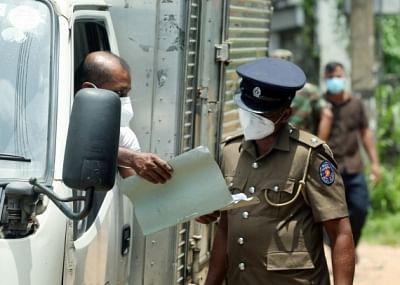 श्रीलंका अंतर-प्रांत यात्रा प्रतिबंध बनाए रखेगा