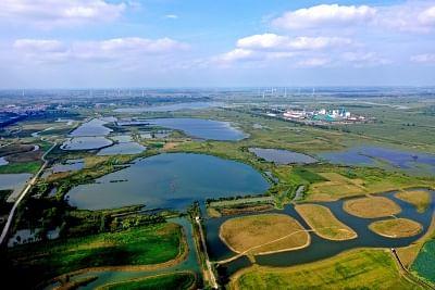 जलवायु परिवर्तन से निपटने में प्रतिबद्धता दिखा रहा है चीन