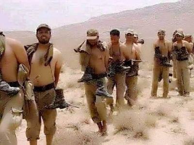 वजीरिस्तान में पाकिस्तानी सेना के जवानों ने टीटीपी के सामने किया आत्मसमर्पण