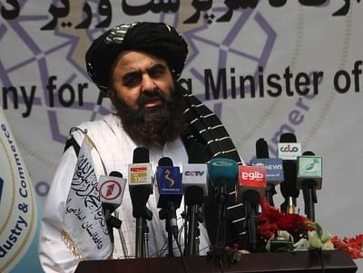 जरूरत पड़ने पर जारी रहेगी अमेरिका के साथ बातचीत : तालिबान