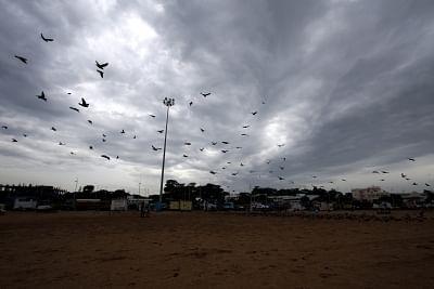 आईएमडी ने इस सप्ताह चेन्नई, उपनगरों में ज्यादा बारिश होने की संभावना जताई