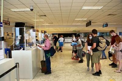 हवाईअड्डे पर यात्रियों के लिए ईटीए सेवा को फिर से शुरू करेगा श्रीलंका