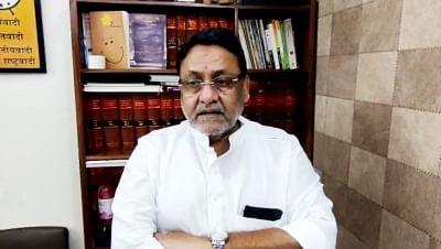 एनसीपी बनाम एनसीबी : महाराष्ट्र के मंत्री मलिक का आरोप, एजेंसी ने उनके परिजनों को फंसाया
