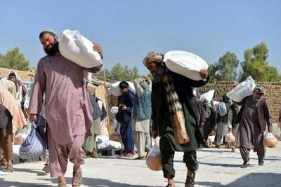 पाक प्रांत में बढ़े किराए से निराश अफगान शरणार्थी