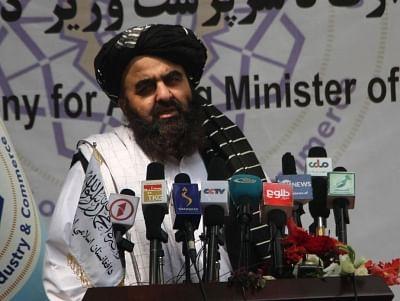 तालिबान ने अमेरिका, यूरोपीय संघ से प्रतिबंध समाप्त करने का आग्रह किया
