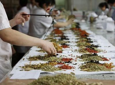 परंपरागत चीनी चिकित्सा व औषधि का जादू