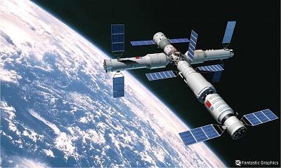 चीनी अंतरिक्ष स्टेशन अंतर्राष्ट्रीय अंतरिक्ष सहयोग का नया मंच बनेगा : विदेशी विशेषज्ञ और विद्वान