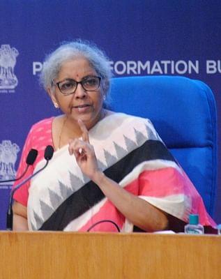 सीतारमण ने वाशिंगटन डीसी में एफएमसीबीजी बैठक में भाग लिया