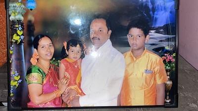 कोरोना के कारण पति को खोने के बाद महिला ने 2 बच्चों के साथ की आत्महत्या