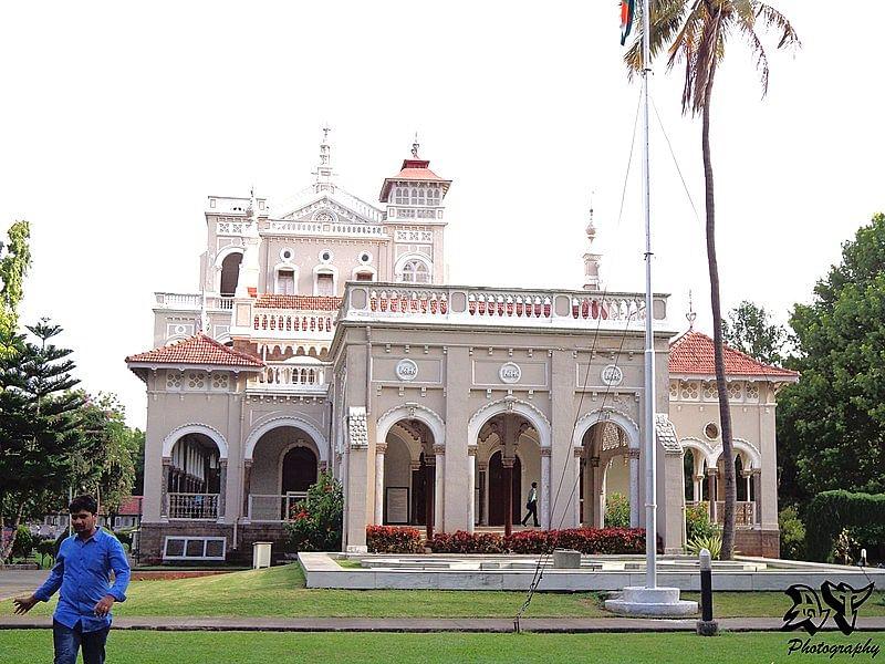 आगा खान पैलेस पुणे भारत- Aga khan palace pune in hindi