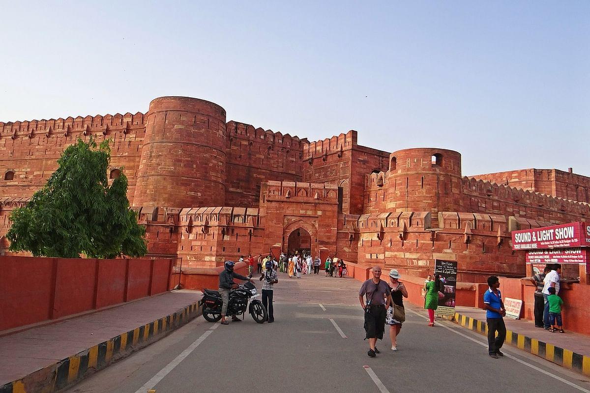 आगरा का किला के बारे में जानकारी - Agra Fort in Hindi