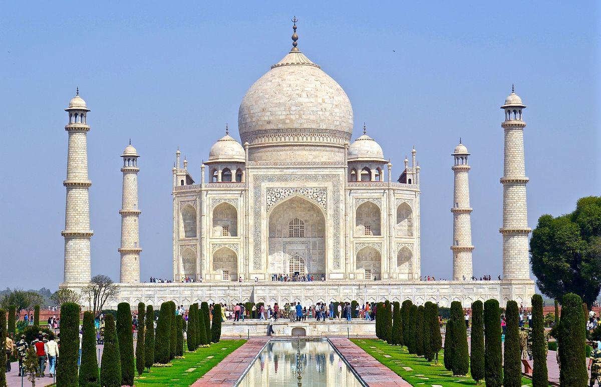 आगरा के बारे में - Agra in Hindi