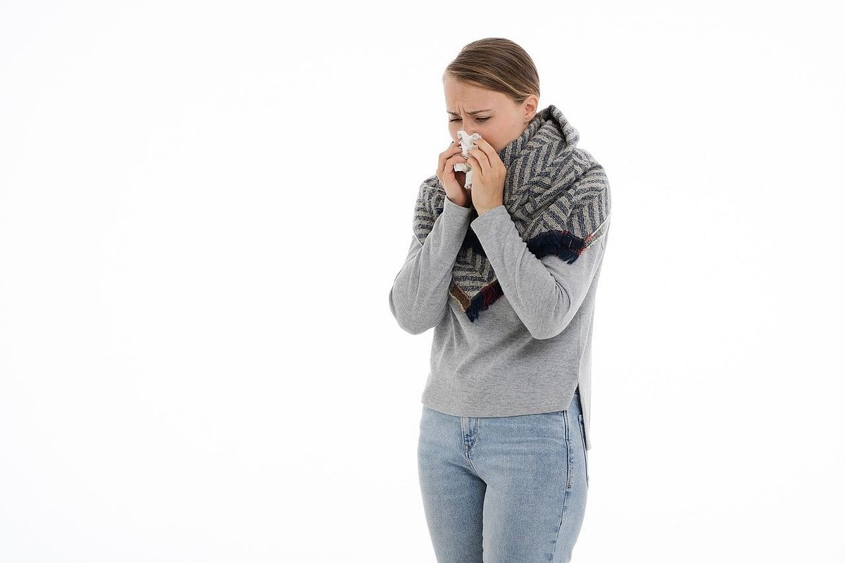 सर्दी जुकाम का आयुर्वेदिक उपचार - Ayurvedic treatment for Common Cold in Hindi