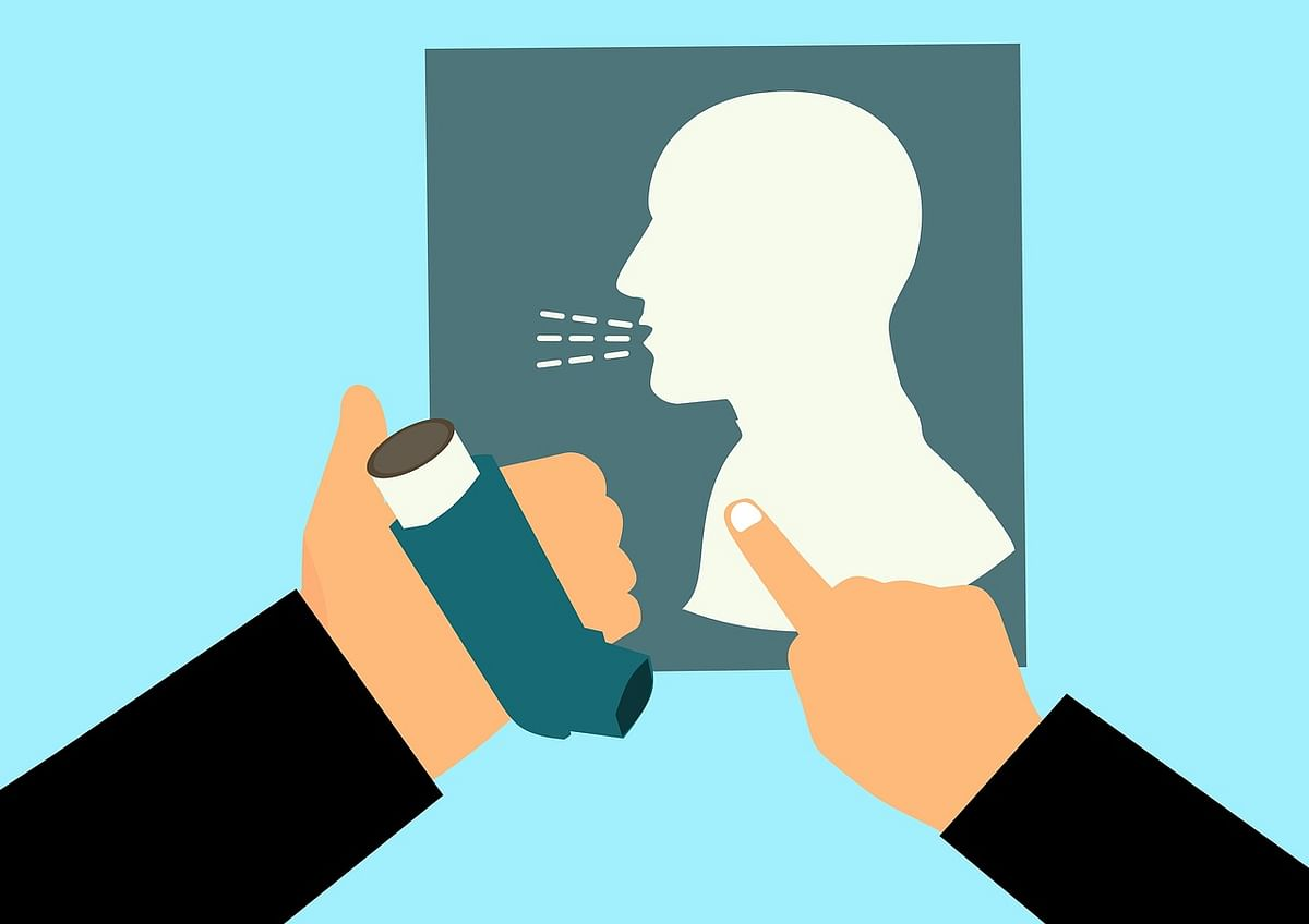 दमा (अस्थमा) का आयुर्वेदिक उपाय - Ayurvedic Treatment for Asthma in Hindi