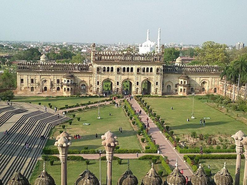 बड़ा इमामबाड़ा के बारे में जानकारी - Bada Imambara in Hindi