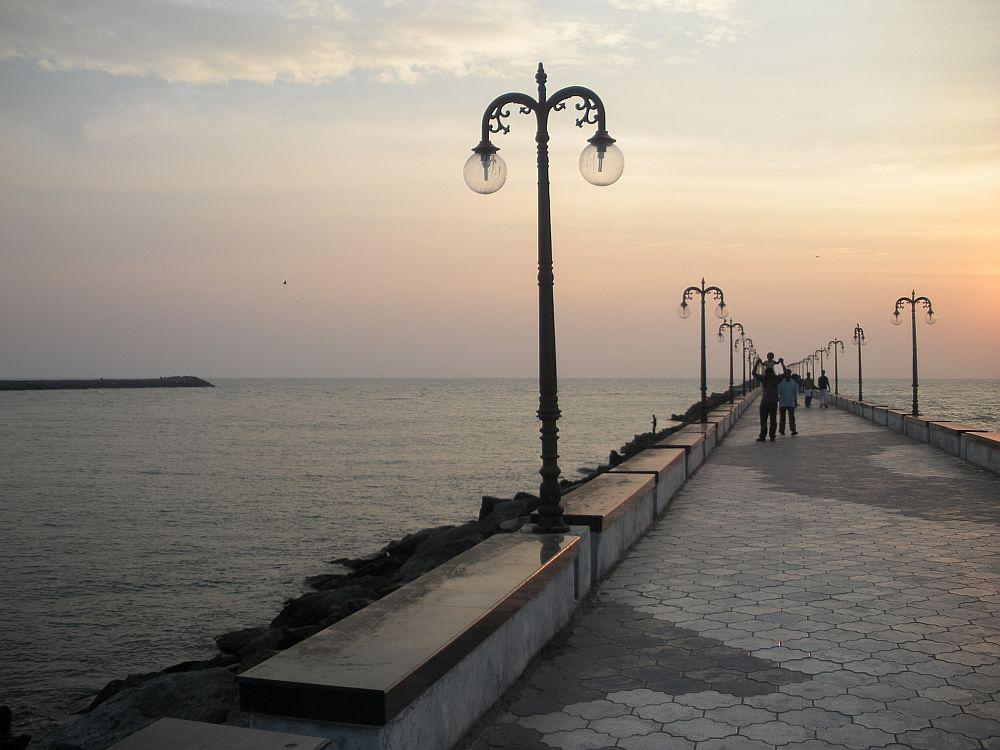 बेपोर बीच के बारे में जानकारी - Beypore Beach in Hindi