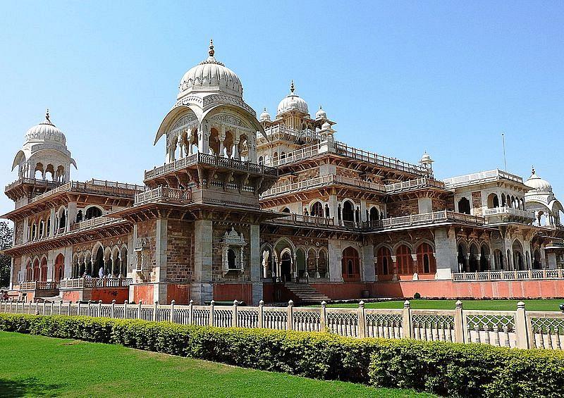 केंद्रीय संग्रहालय जयपुर के बारे में जानकारी- Central museum jaipur in Hindi
