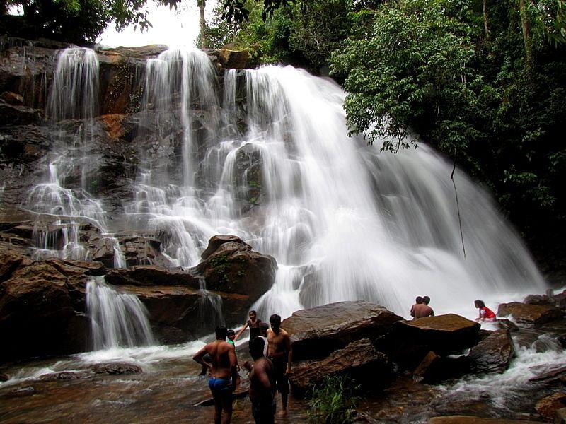 चैडविक फॉल के बारे में जानकारी - Chadwick Waterfalls in Hindi