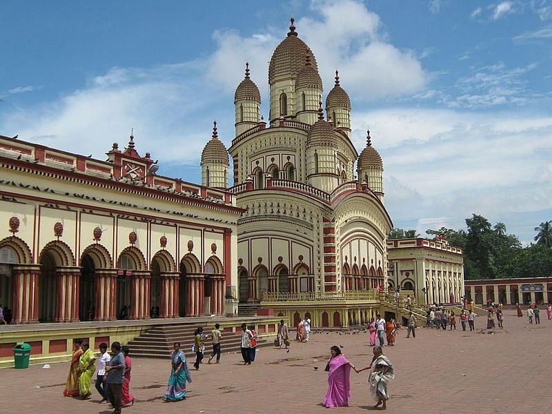 दक्षिणेश्वर काली मंदिर कोलकाता- Dakshineswar Kali Temple Kolkata in hindi