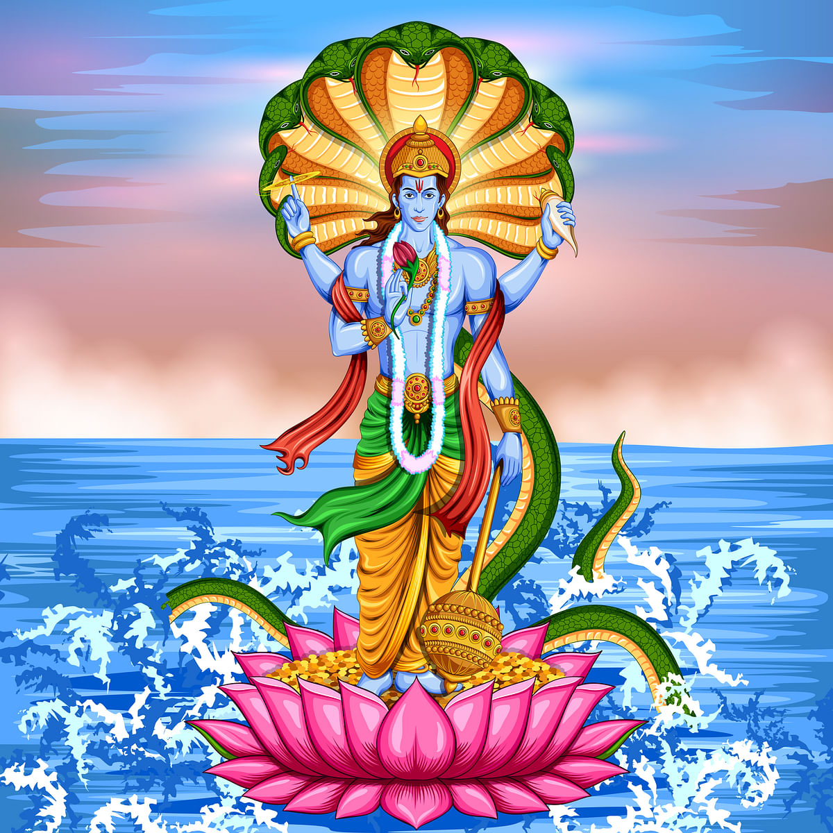 देवशयनी एकादशी व्रत विधि- Devshayani Ekadashi Vrat Vidhi in Hindi