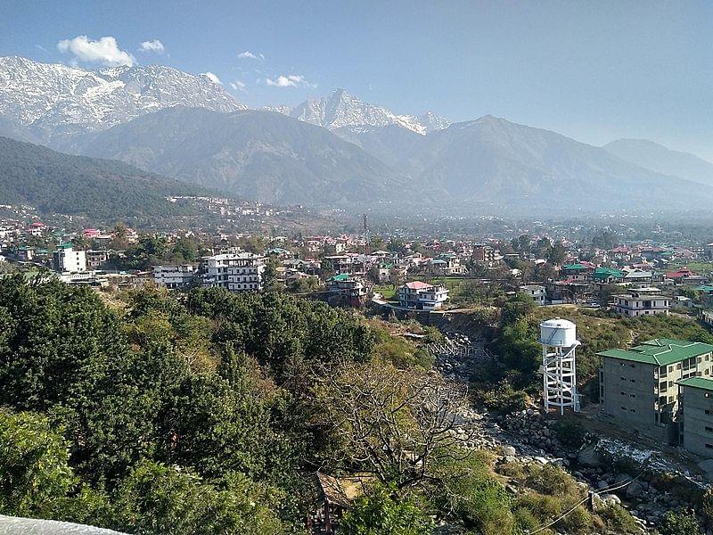 धर्मशाला हिमाचल प्रदेश के बारे में जानकारी - Dharamshala Himachal Pradesh in Hindi