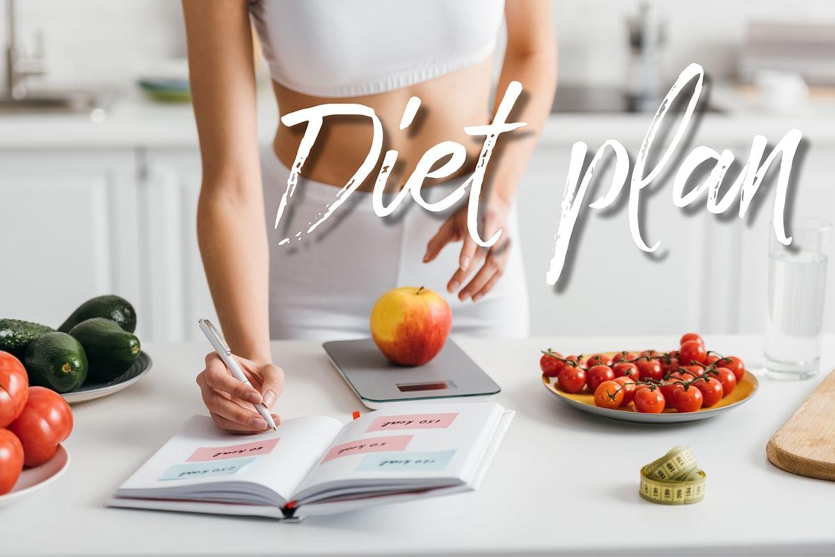 वजन बढ़ाने के लिए डाइट प्लान - Vajan Badhane Ke Liye Diet Plan