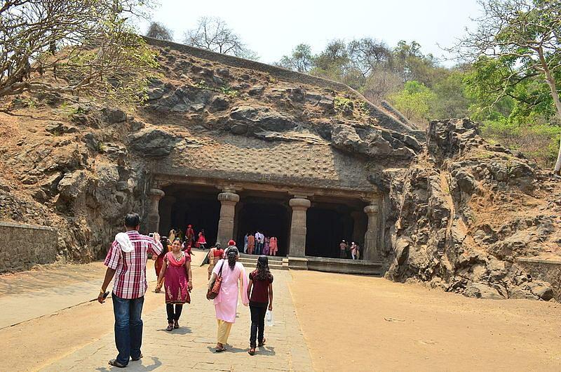 एलीफेंटा गुफाएं मुंबई के बारे में जानकारी- Elephanta caves mumbai in Hindi