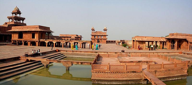फतेहपुर सीकरी के बारे में जानकारी - Fatehpur Sikri in Hindi