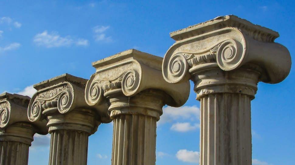 चार पत्थरों का स्तम्भ के बारे में जानकारी - Four Pillar in Hindi