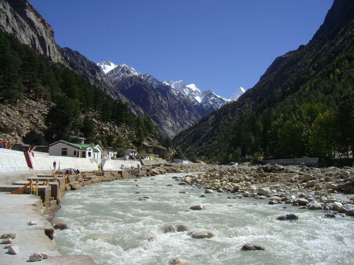 उत्तराखंड के उत्तरकाशी जिले में गंगोत्री के बारे में जानकारी - Gangotri in Hindi